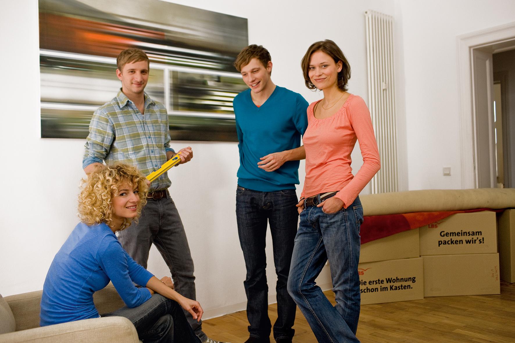 mit bausparen durchstarten junge leute profitieren besonders von f rdermitteln. Black Bedroom Furniture Sets. Home Design Ideas